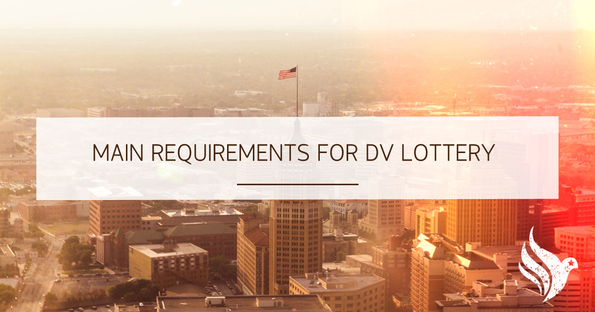 Persyaratan utama untuk Lotere Kartu Hijau (DV-2021)